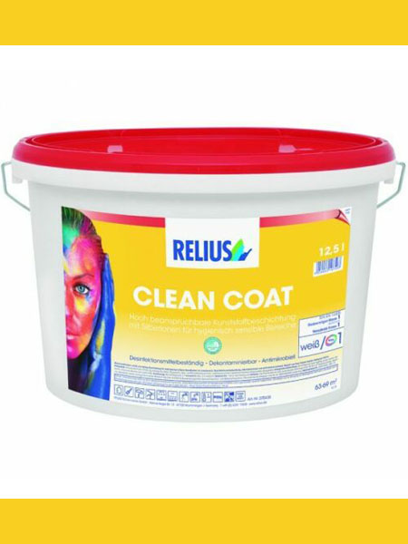 Pittura Clean Coat Relius