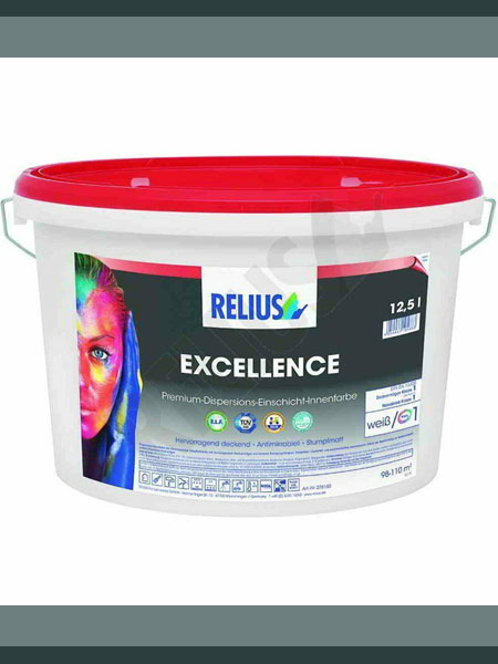 Pittura Excellence Relius 12,5 litri