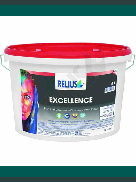 Pittura Excellence Relius 3 litri