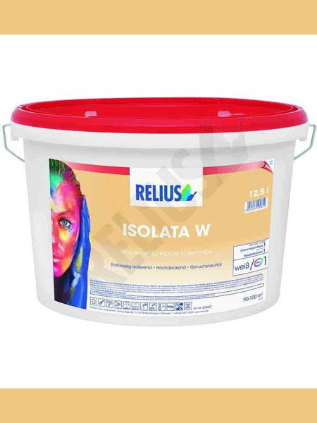 Pittura antimacchia Isolata W 12,5 litri