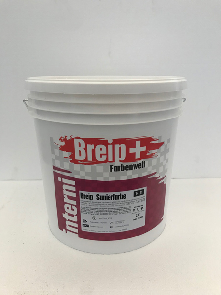 Breip+ Sanierfarbe pittura antimuffa